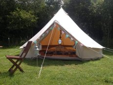 Bell Tent Hire