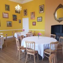 Yellow Breakfast Room